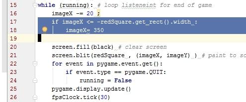 pygame-code-wrap-image-around