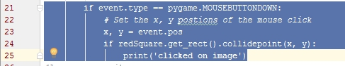 pygame-mouse-event-example-code